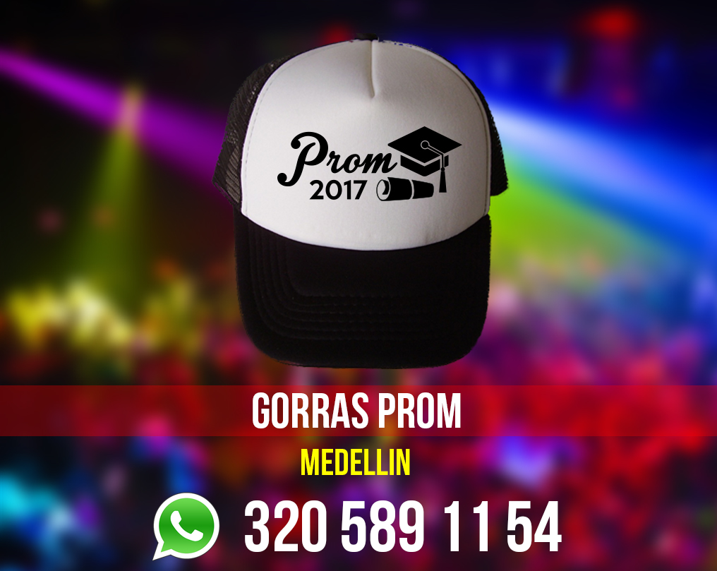 Gorra-Prom-2017