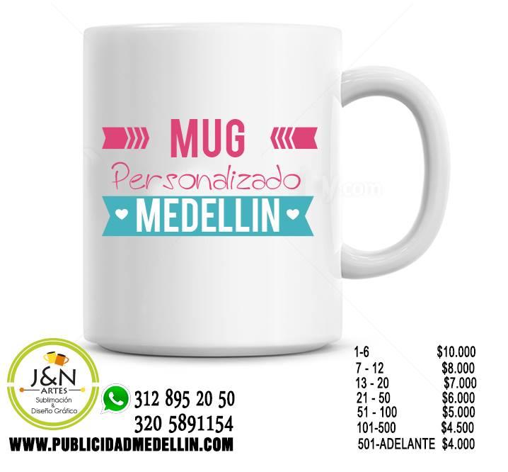 Mugs al Por Mayor en Medellin