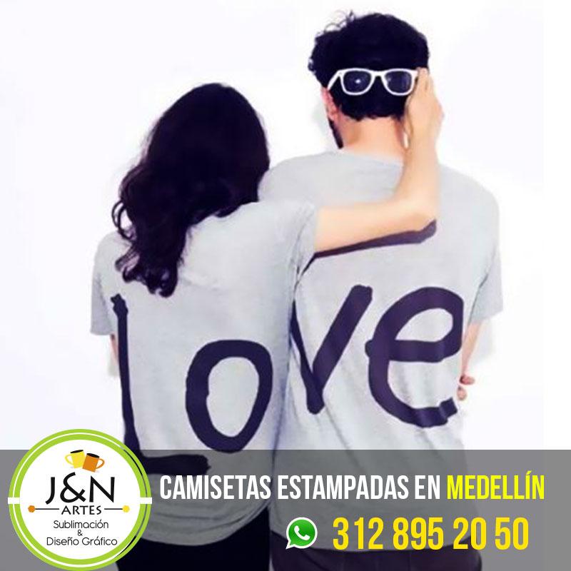 Camiseta-Love-en-medellin-Colombia