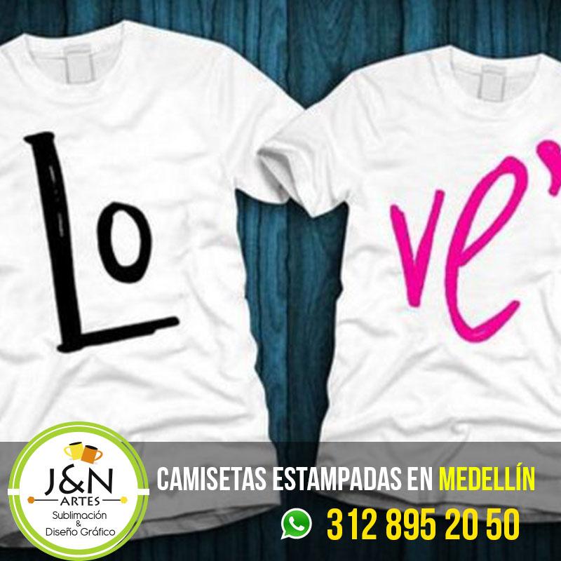 Camiseta-Love-en-medellin