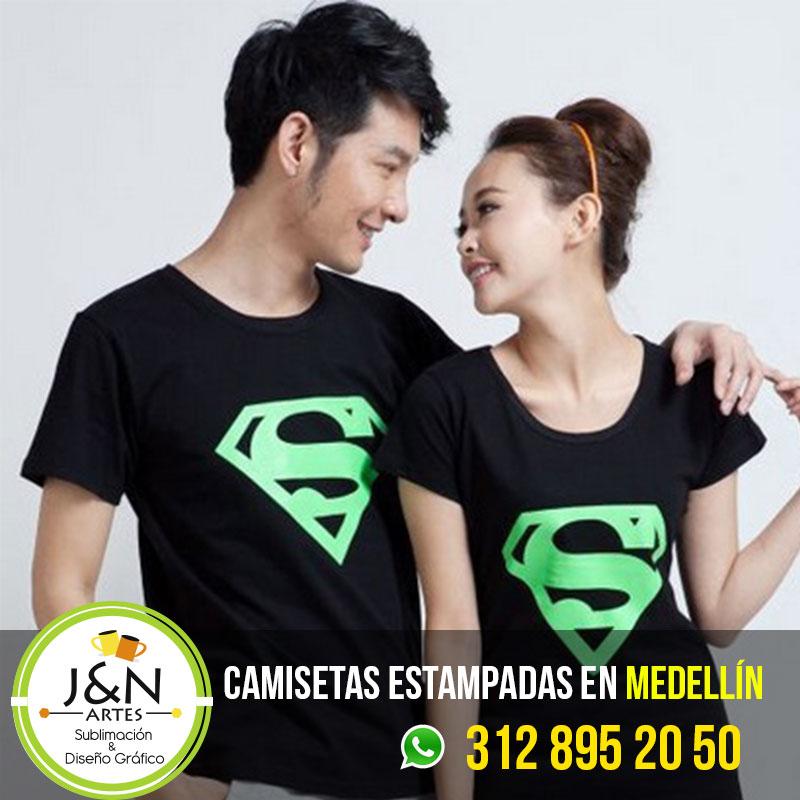 Camiseta-Superman-en-Medellin-para-pareja
