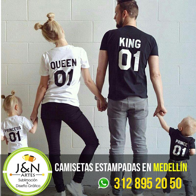 Camisetas-para-Familia-en-medellin