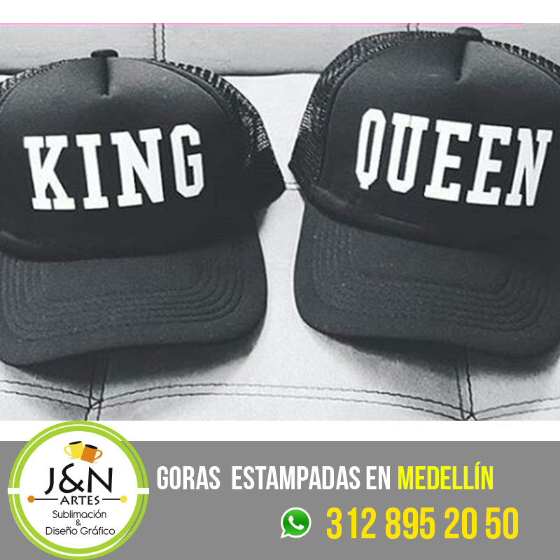Gorras-King-Queen-en-medellin
