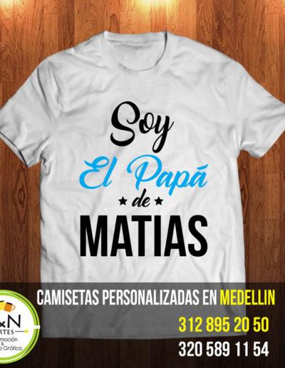 Camiseta-Personalizada-papa cumpleaños