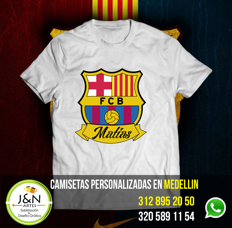 Camisetas de Cumpleaños Para Niños en Medellin 4add89cd4b517