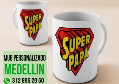 Mug Dia del Padre en Medellin