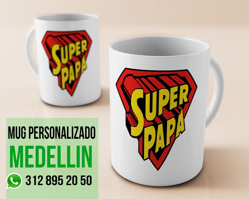 Mug-personalizado-super-papa-en-medellin