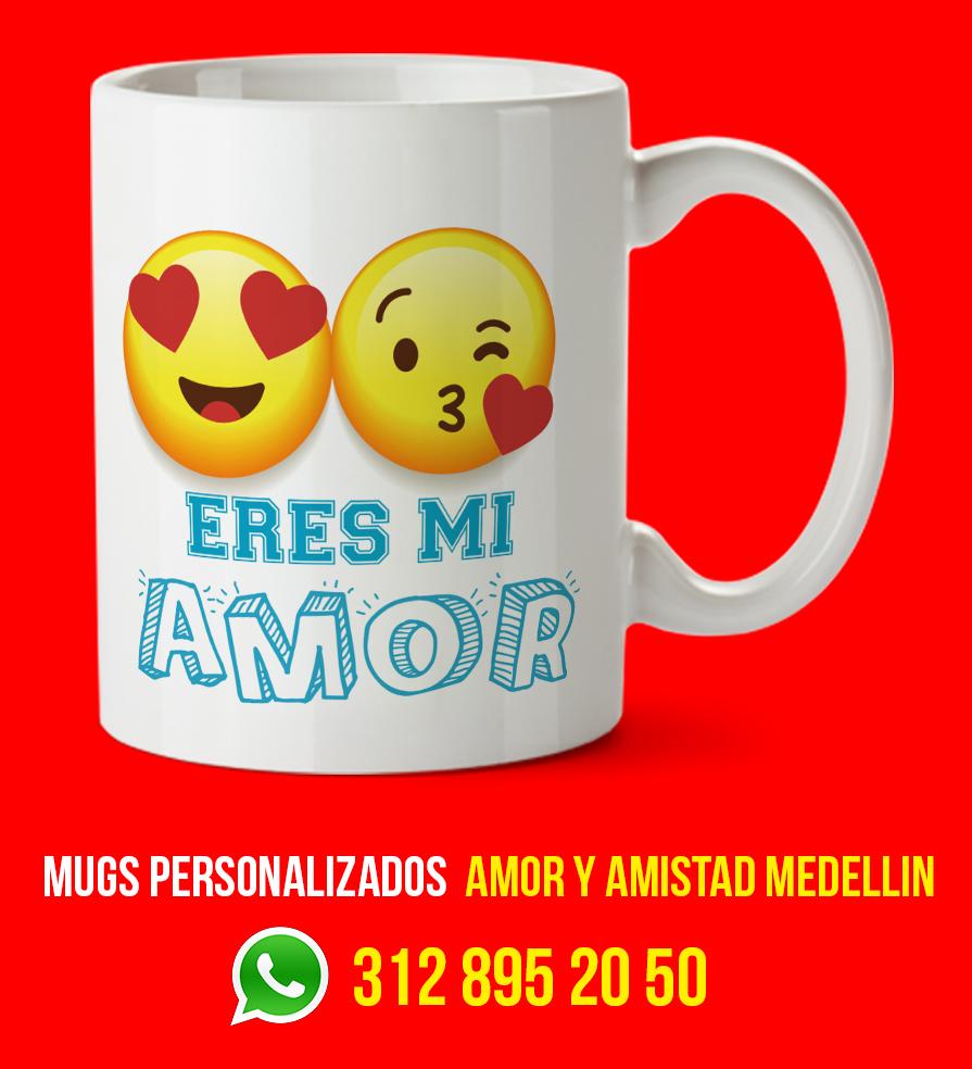 mug-personalizado-amor-y-amistad-medellin emoticones