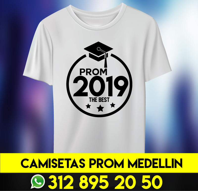camiseta-prom-2019-the-best